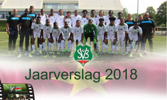 SVB Jaarverslag 2018 cover