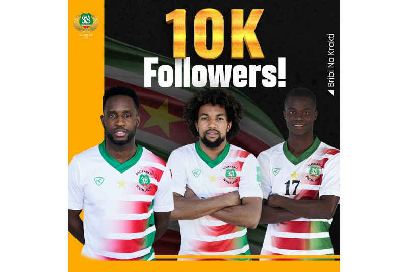 10.000 Followers SVB