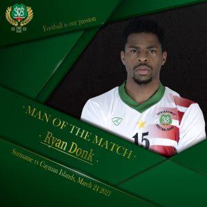 man of the match svb